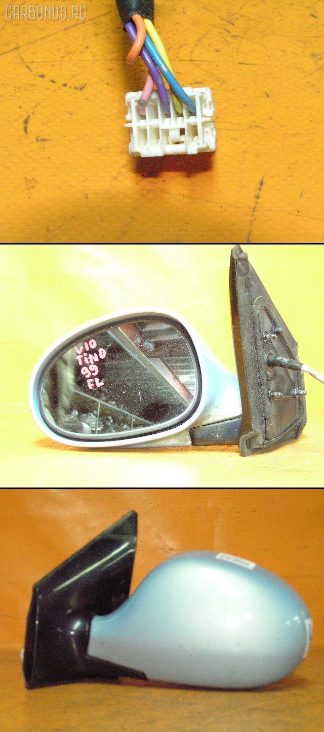 Зеркало двери боковой NISSAN TINO V10. Фото 11