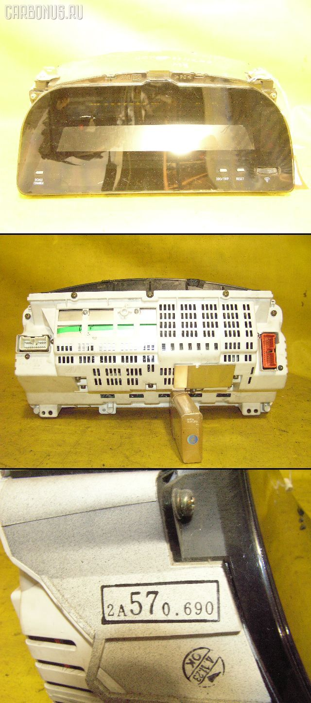 Спидометр TOYOTA MARK II JZX90 1JZ-GE. Фото 1