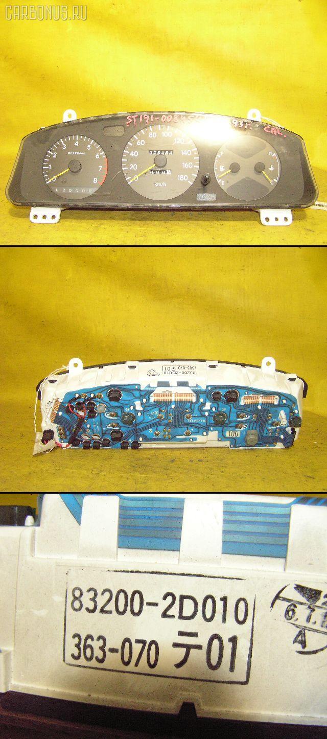 Спидометр TOYOTA CALDINA ST191G 3S-FE. Фото 9