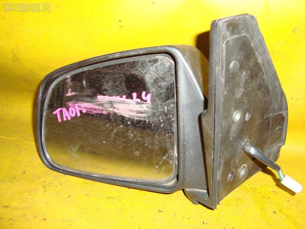 Зеркало двери боковой SUZUKI ESCUDO TA01W. Фото 7