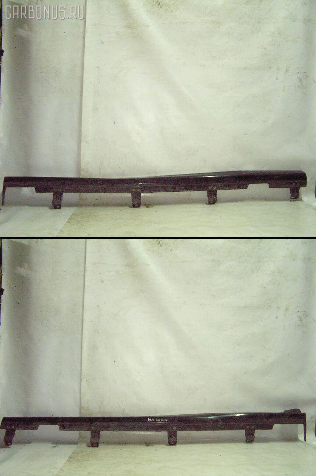 Порог кузова пластиковый ( обвес ) HONDA STREAM RN4. Фото 3