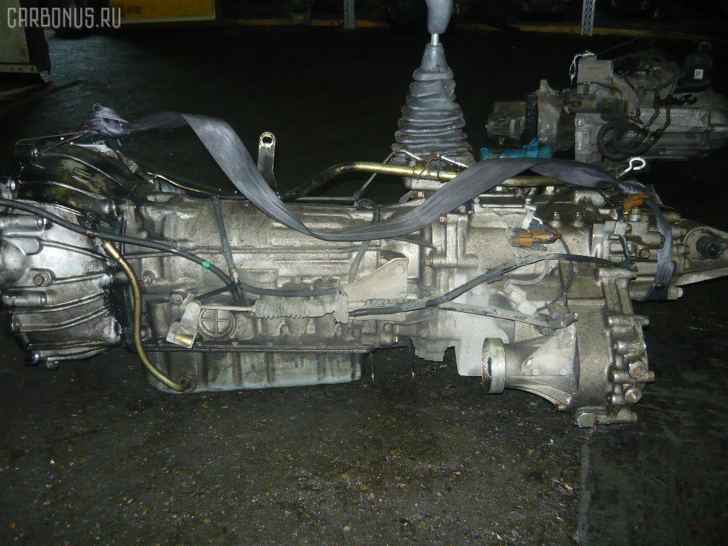 КПП автоматическая MITSUBISHI PAJERO V46WG 4M40T. Фото 3