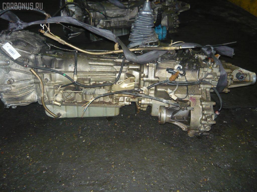 КПП автоматическая MITSUBISHI PAJERO V46WG 4M40T. Фото 10