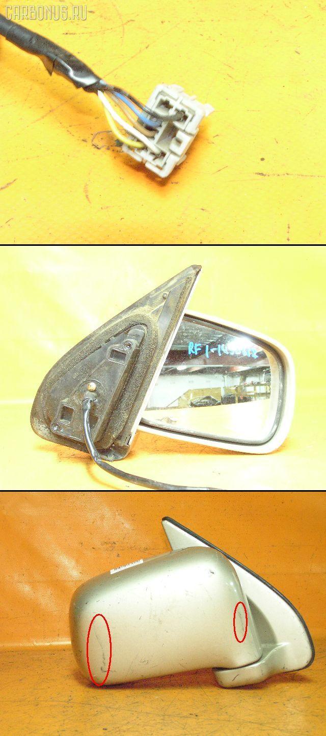 Зеркало двери боковой HONDA STEP WGN RF1. Фото 5