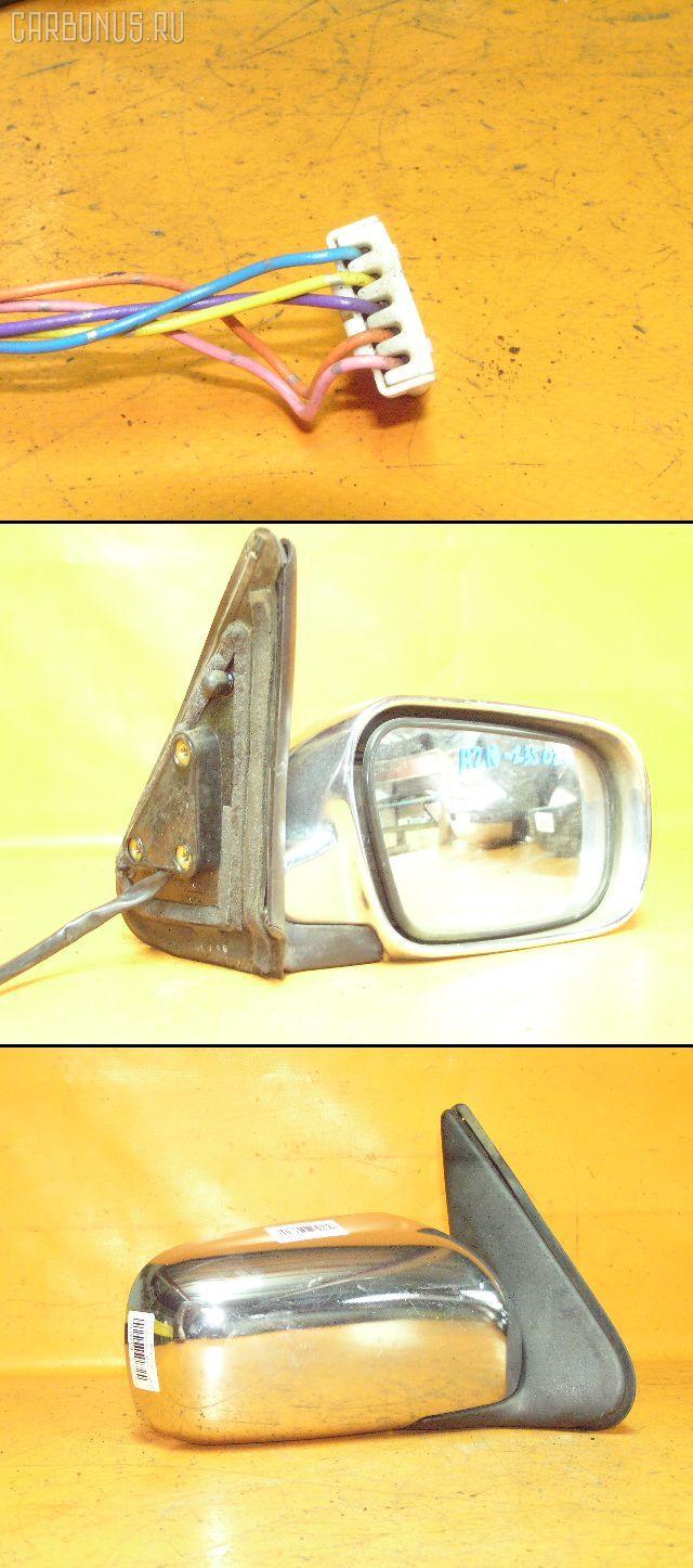 Зеркало двери боковой NISSAN CUBE AZ10. Фото 11