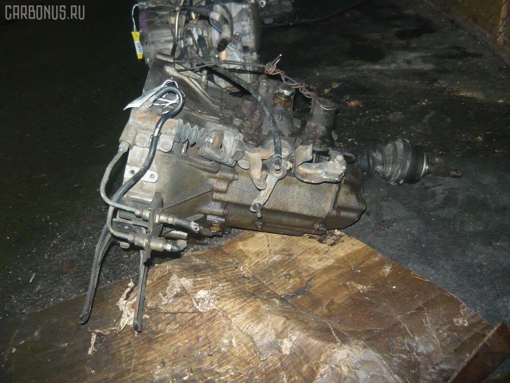 КПП механическая TOYOTA MR2 AW11 4A-GZE. Фото 2