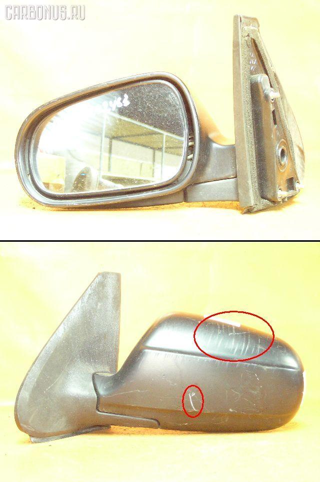Зеркало двери боковой HONDA LOGO GA3. Фото 7