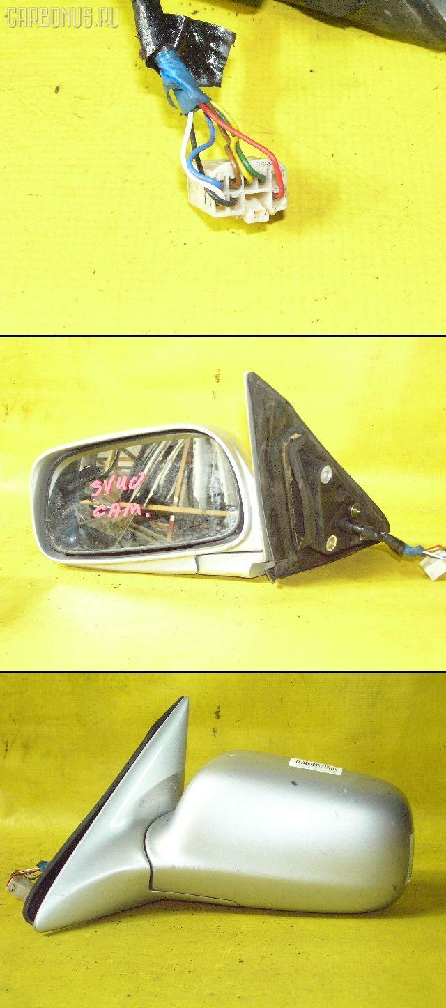 Зеркало двери боковой TOYOTA CAMRY SV40. Фото 4