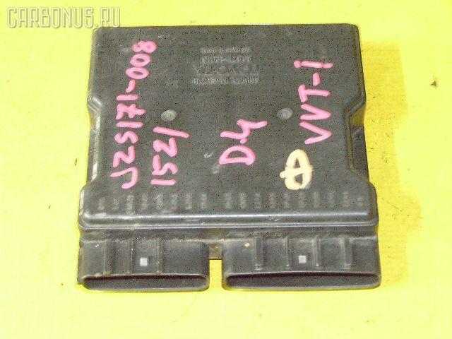 Блок управления инжекторами TOYOTA VEROSSA JZX110 1JZ-FSE. Фото 7