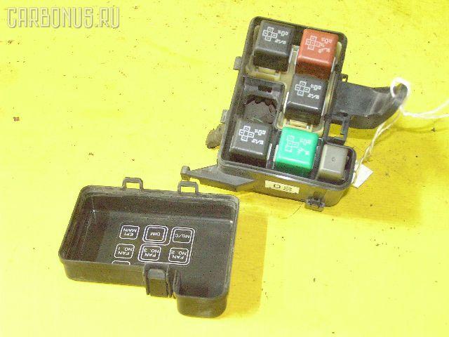 Блок предохранителей TOYOTA RAV4 SXA11G 3S-FE