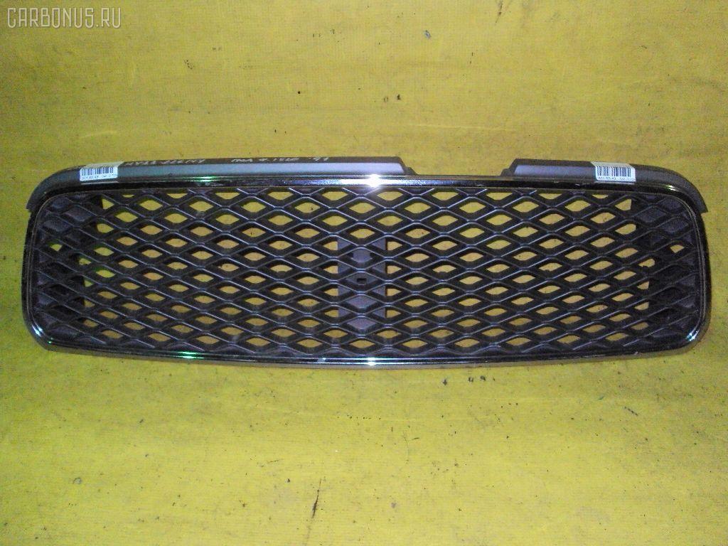 Решетка радиатора NISSAN GLORIA HY33. Фото 1