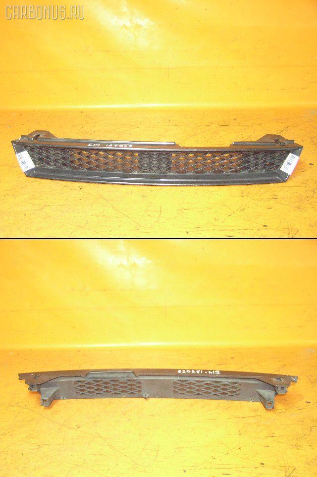 Решетка радиатора NISSAN SILVIA S14. Фото 5