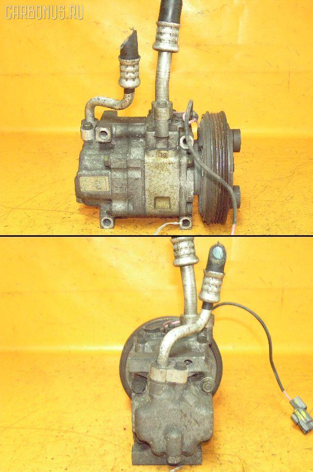 Компрессор кондиционера HONDA LOGO GA3 D13B. Фото 1