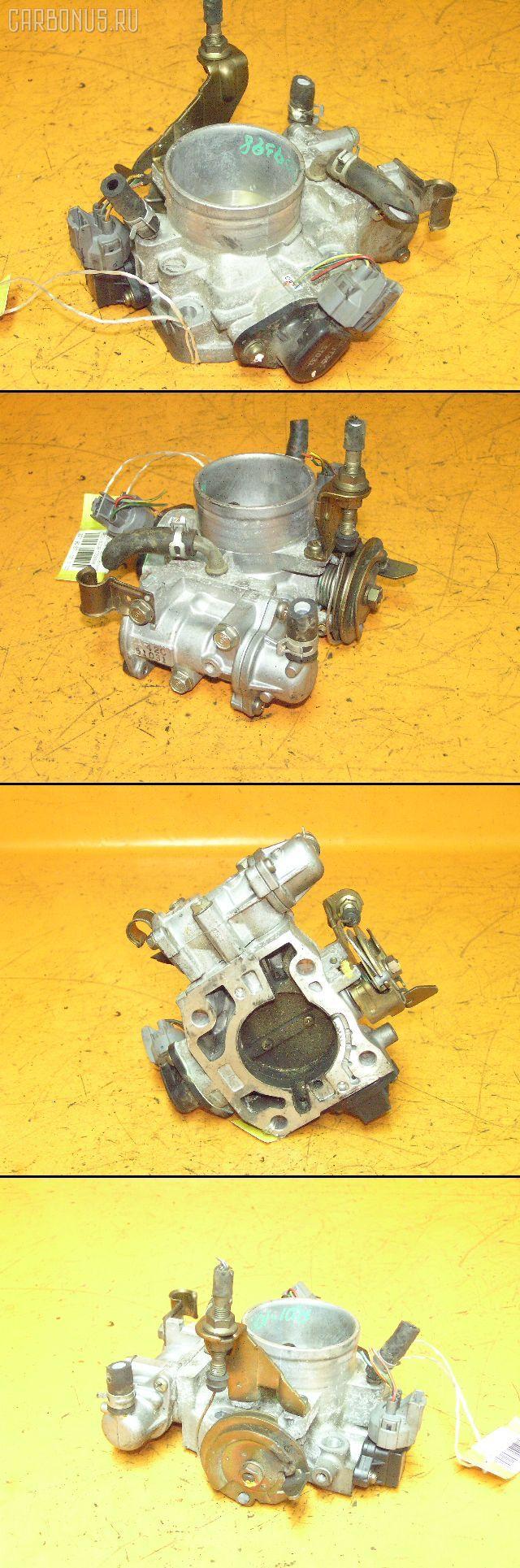 Дроссельная заслонка HONDA CR-V RD1 B20B. Фото 2