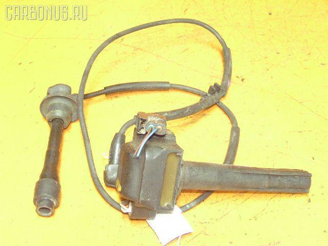 Катушка зажигания TOYOTA MARK II QUALIS MCV21W 2MZ-FE. Фото 6