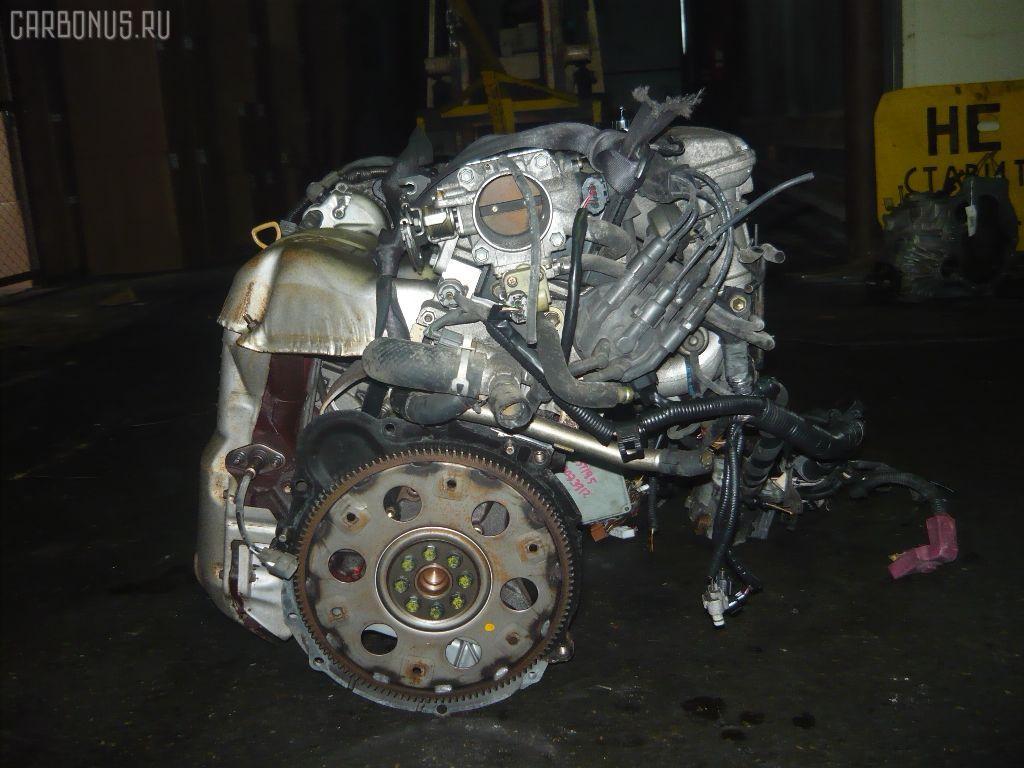 Двигатель TOYOTA CALDINA ST195G 3S-GE. Фото 9