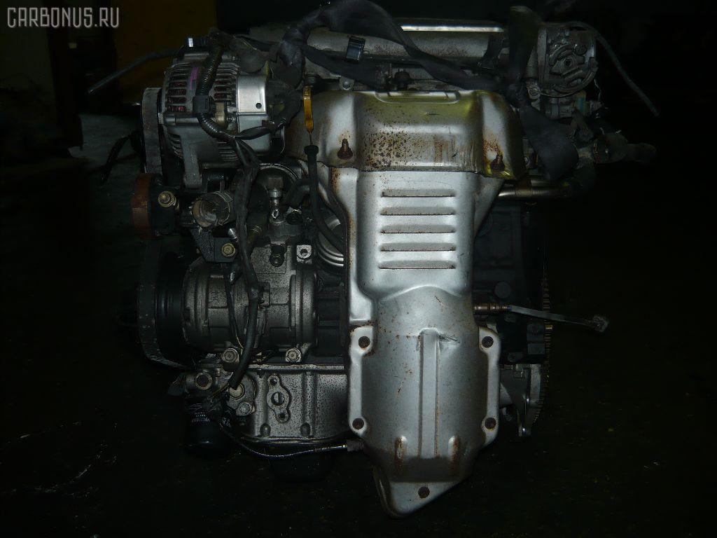 Двигатель TOYOTA CALDINA ST195G 3S-GE. Фото 10