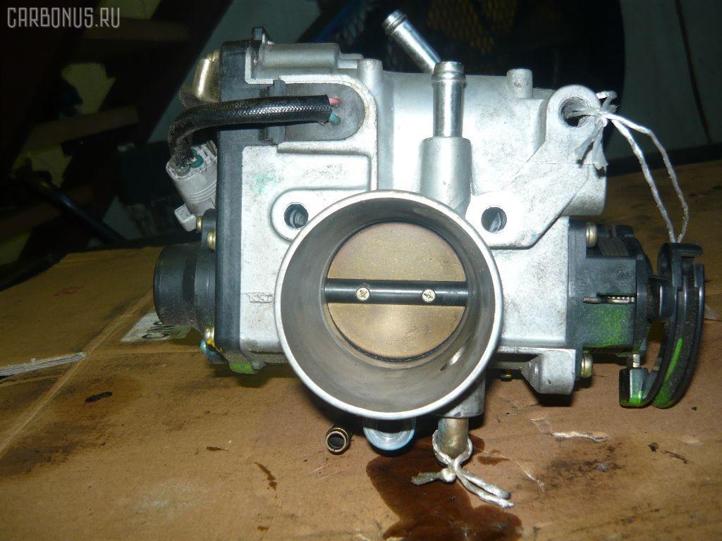 Дроссельная заслонка TOYOTA VISTA SV50 3S-FSE. Фото 3