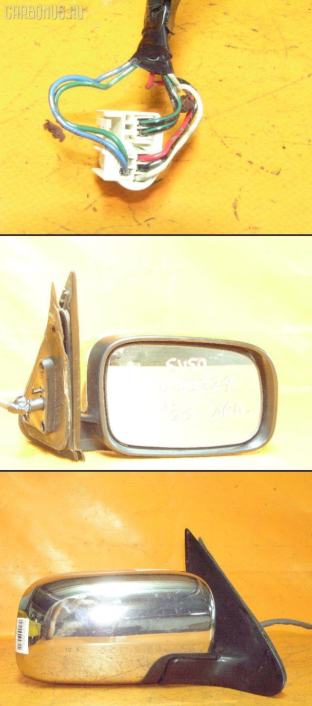 Зеркало двери боковой TOYOTA VISTA SV50. Фото 9