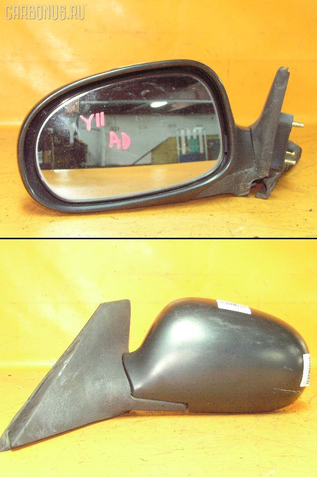 Зеркало двери боковой NISSAN AD VAN VY11. Фото 6