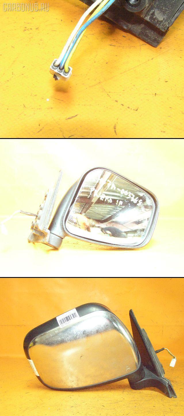 Зеркало двери боковой MITSUBISHI PAJERO JUNIOR H57A. Фото 8