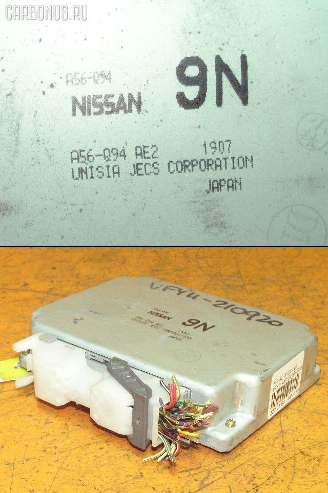 Блок EFI NISSAN AD VAN VFY11 QG15. Фото 1
