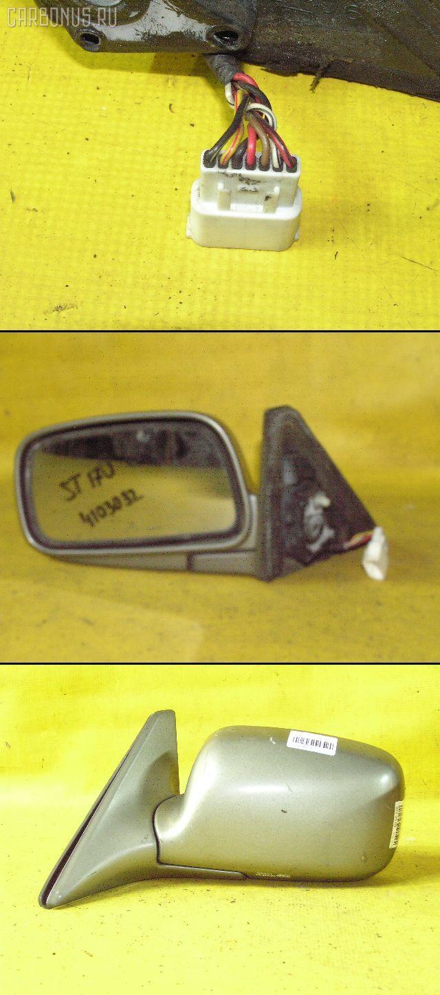 Зеркало двери боковой TOYOTA CORONA ST170. Фото 1