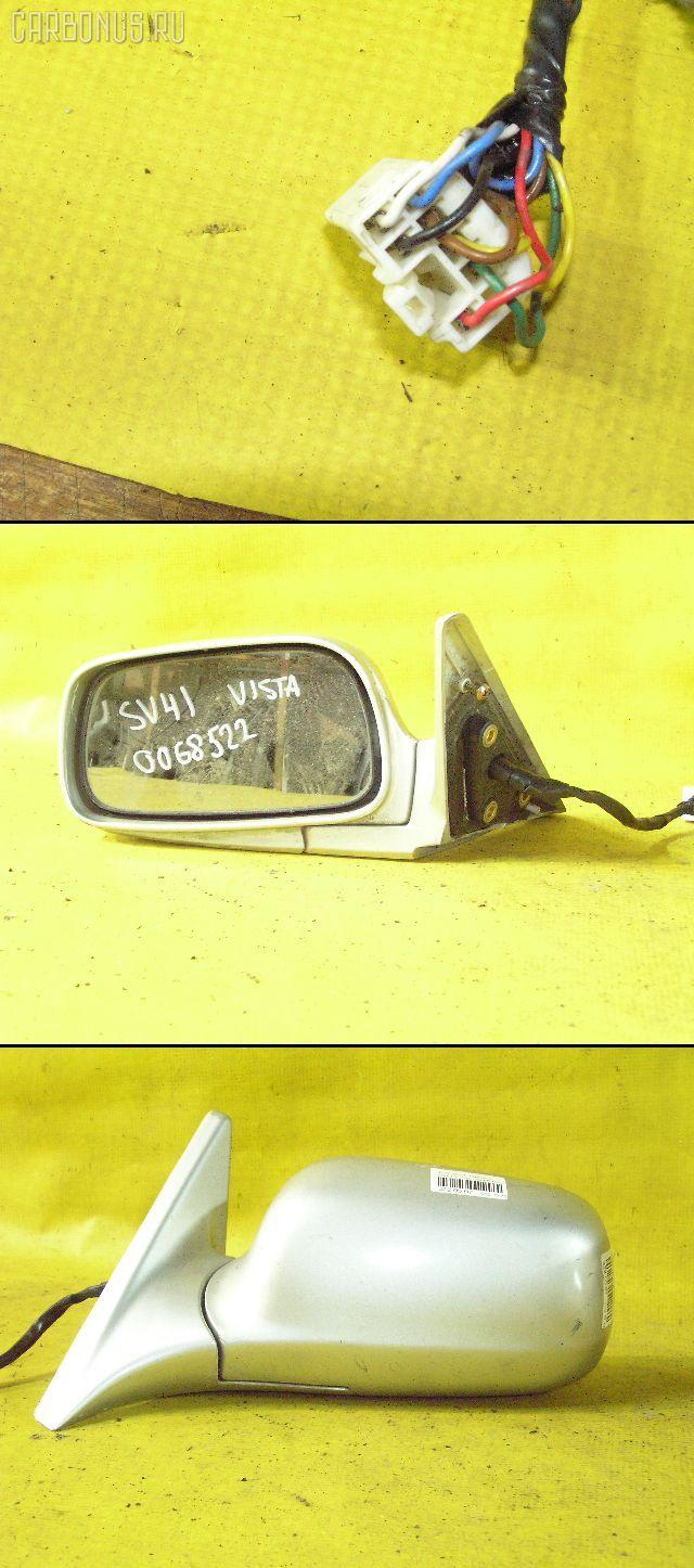 Зеркало двери боковой TOYOTA VISTA SV41. Фото 6