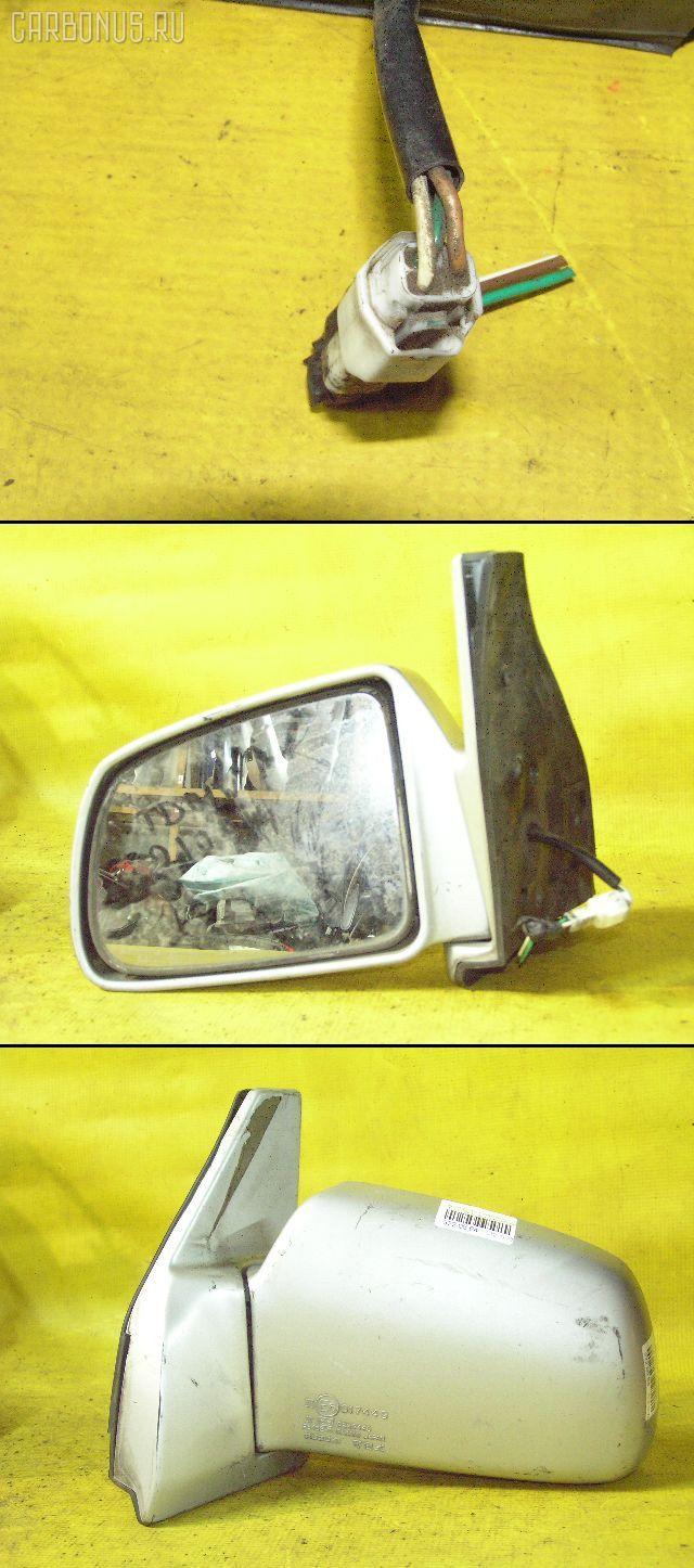 Зеркало двери боковой SUZUKI ESCUDO TD01W. Фото 4