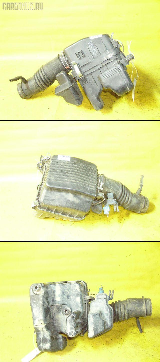 Корпус воздушного фильтра TOYOTA CYNOS EL52 4E-FE. Фото 6