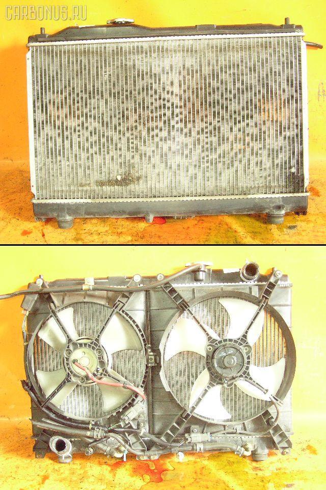 Радиатор ДВС HONDA UA1 G20A. Фото 9