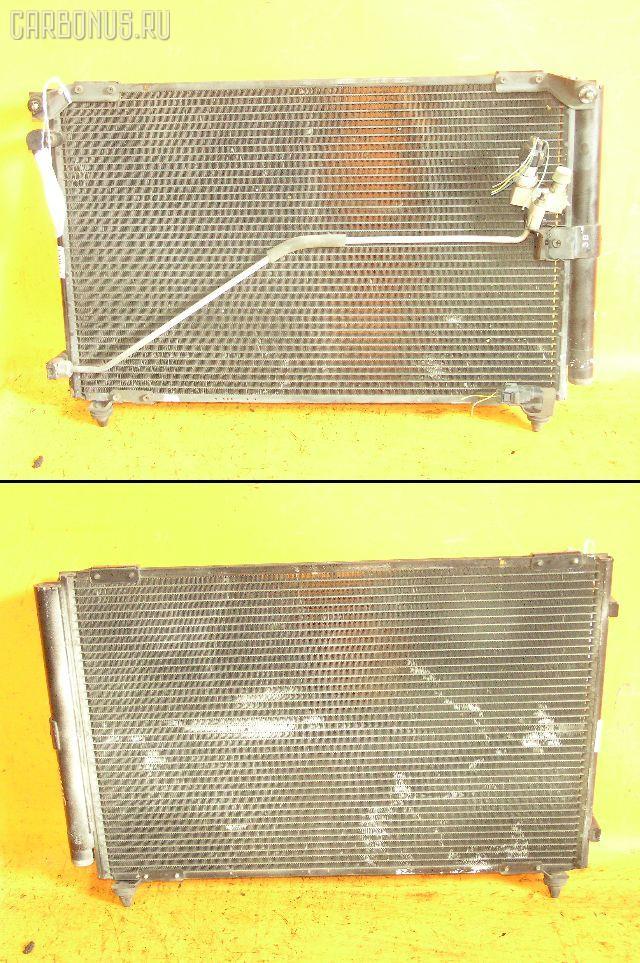 Радиатор кондиционера TOYOTA IPSUM SXM15G 3S-FE. Фото 8