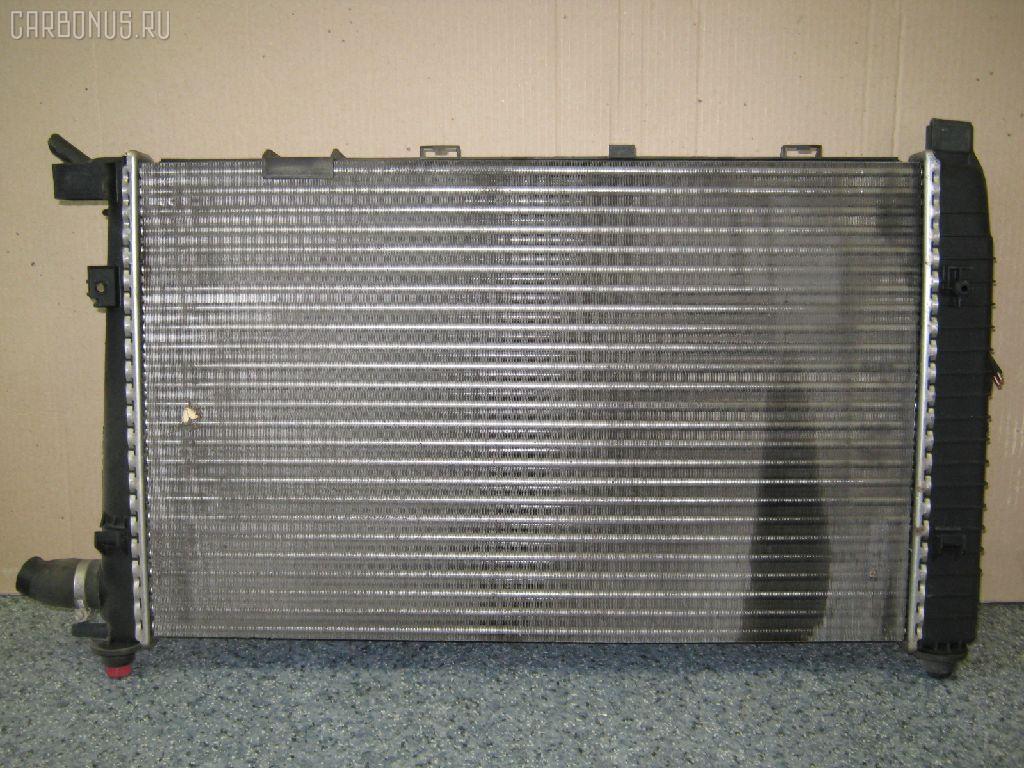 Радиатор ДВС MERCEDES-BENZ A-CLASS W168.133 166.960. Фото 7