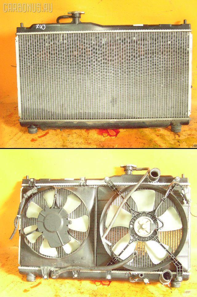 Радиатор ДВС HONDA S-MX RH1 B20B. Фото 6