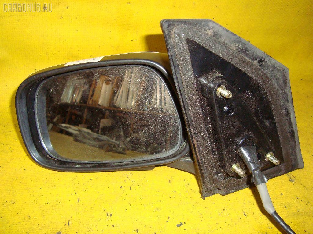 Зеркало двери боковой TOYOTA PRIUS NHW10. Фото 4