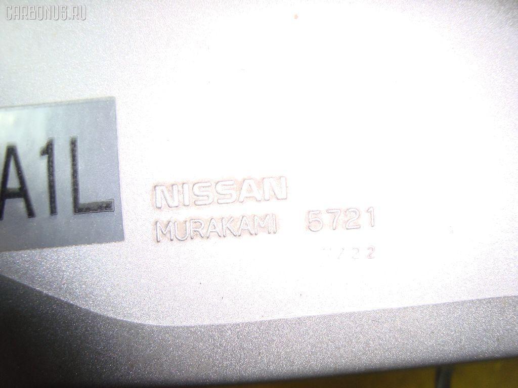 Зеркало двери боковой NISSAN RNESSA N30. Фото 3