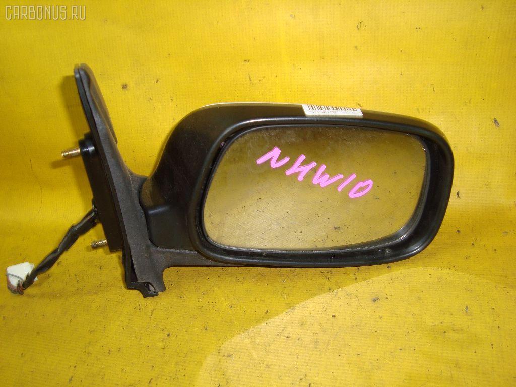 Зеркало двери боковой TOYOTA PRIUS NHW10. Фото 8