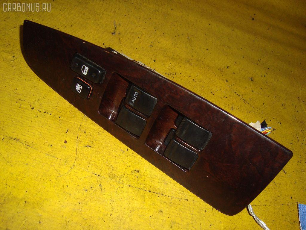 Блок упр-я стеклоподъемниками TOYOTA MARK II JZX105. Фото 2