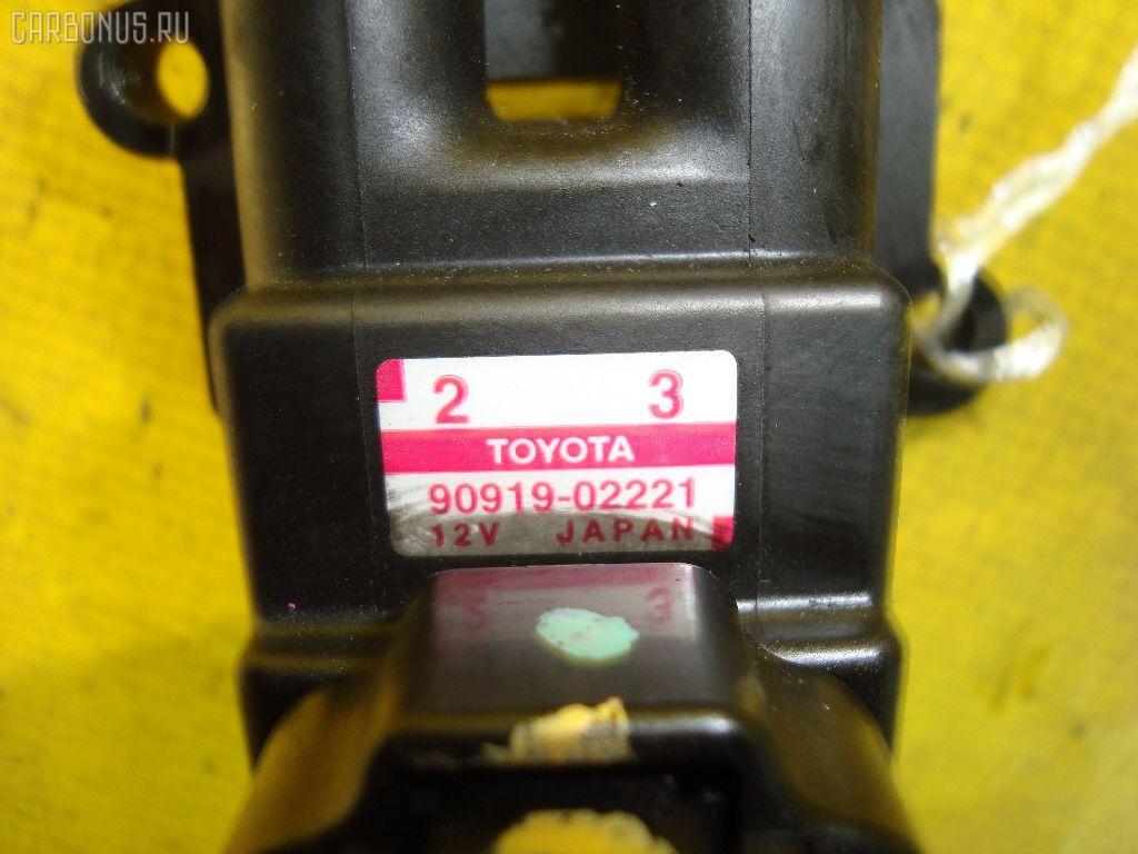 Катушка зажигания TOYOTA LITE ACE NOAH SR40G 3S-FE. Фото 1