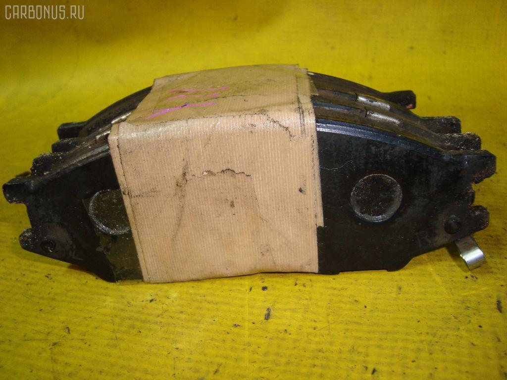 Тормозные колодки NISSAN SUNNY FB15 QG15DE. Фото 6