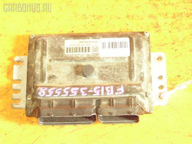 Блок EFI NISSAN SUNNY FB15 QG15DE. Фото 5