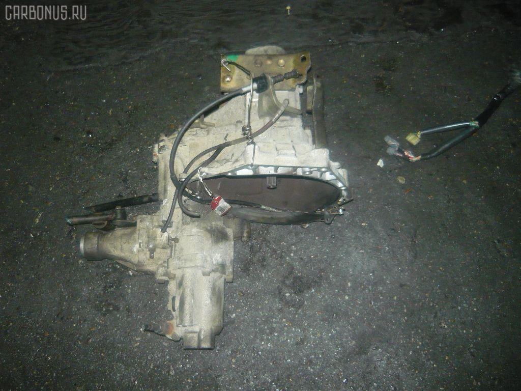 КПП механическая DAIHATSU PYZAR G311G HD-EP. Фото 2