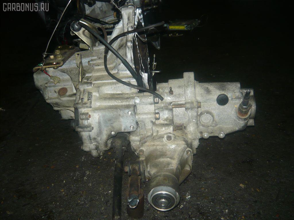 КПП механическая DAIHATSU PYZAR G311G HD-EP. Фото 3