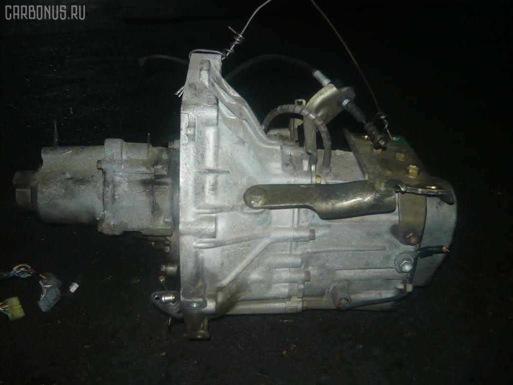КПП механическая DAIHATSU PYZAR G311G HD-EP. Фото 5