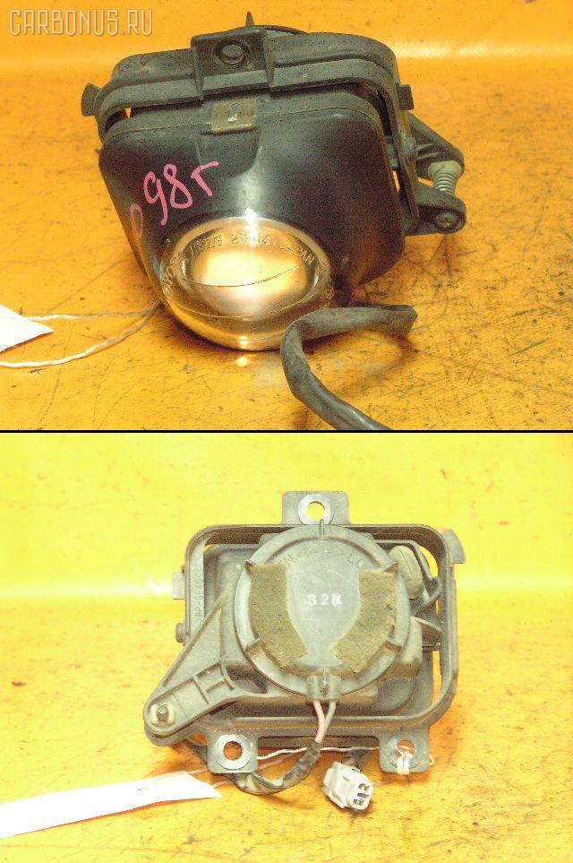 Туманка бамперная TOYOTA LITE ACE NOAH SR50G. Фото 2