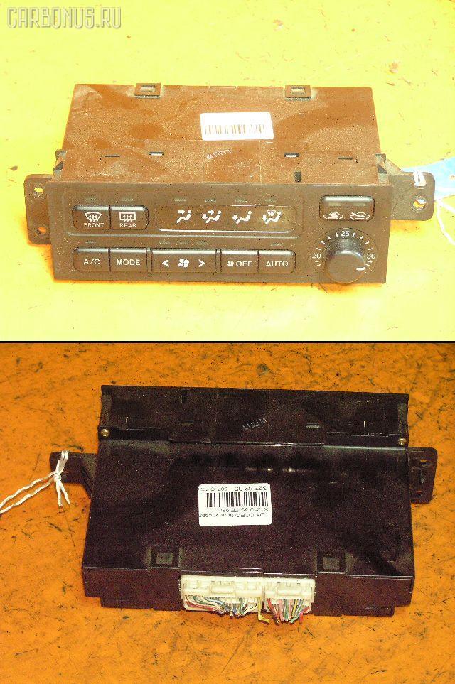 Блок управления климатконтроля TOYOTA CORONA PREMIO ST210 3S-FE. Фото 9