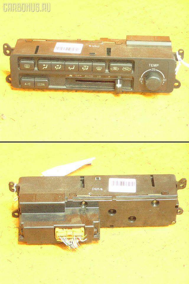 Блок управления климатконтроля TOYOTA VISTA SV40 4S-FE. Фото 2