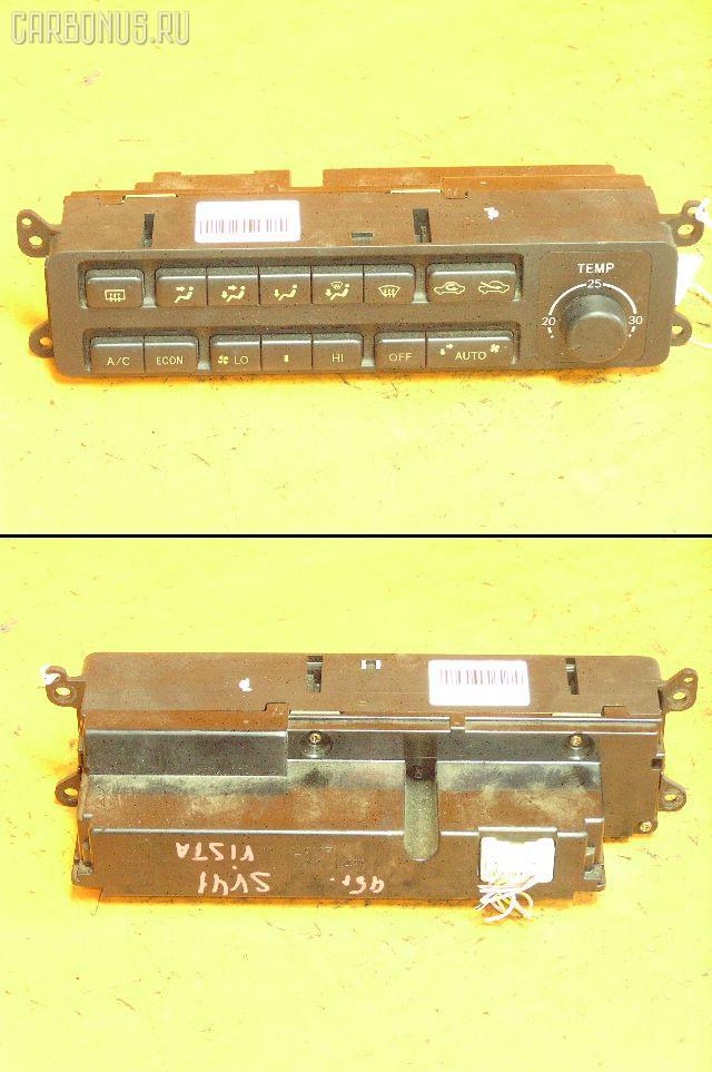 Блок управления климатконтроля TOYOTA VISTA SV41 3S-FE. Фото 1
