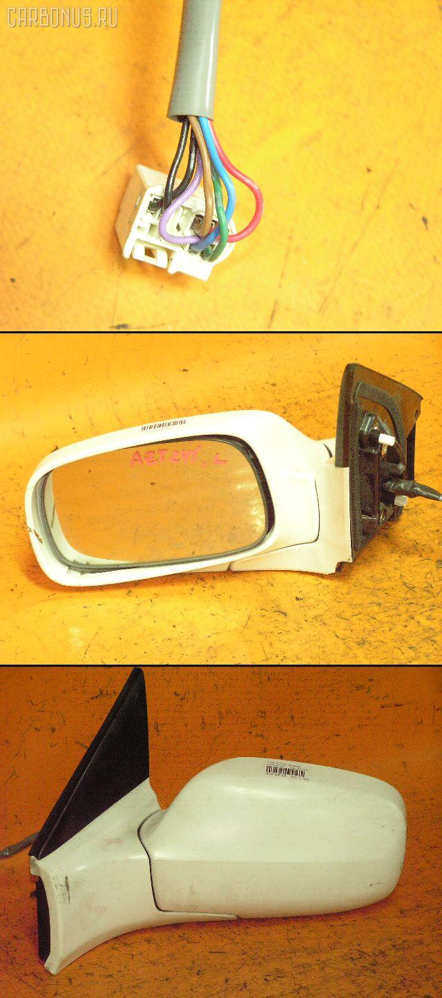Зеркало двери боковой TOYOTA CALDINA AZT241W. Фото 8