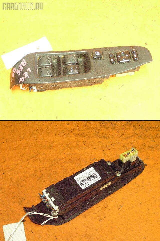 Блок упр-я стеклоподъемниками SUBARU LEGACY BE5 Фото 1